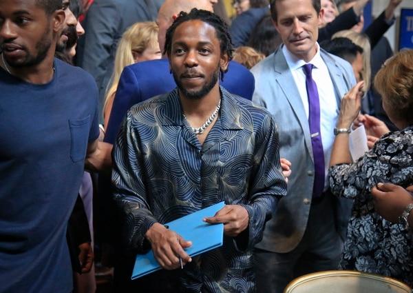 Kendrick Lamar es el segundo compositor más joven en recibir el premio Pulitzer. Él tiene 30 años.
