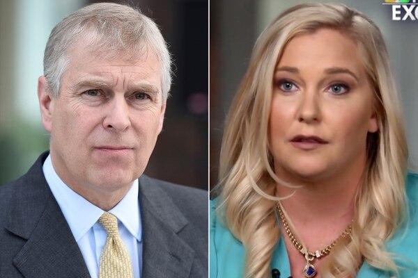 Virginia Roberts le aseguró al medio BBC que Andrés abusó sexualmente de ella cuando era una menor de edad, en complicidad con Jeffrey Epstein. Foto: Today.