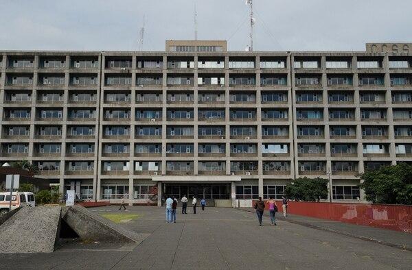 El México es uno de los tres hospitales con cobertura nacional, que ha estado a cargo de la atención de los enfermos más complicados de covid-19. Foto: Archivo/Mayela López
