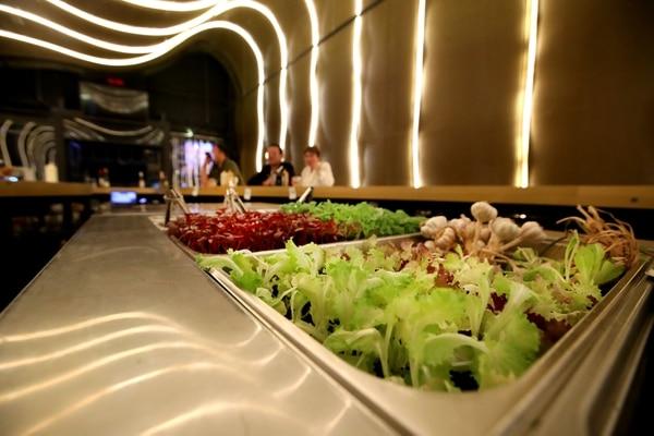 21-08-2018 / fotos del Restaurante Bó, especializado en salchichas / Fotográfia: John Durán