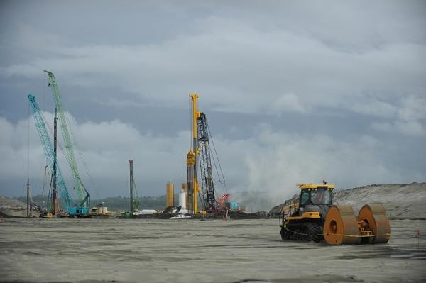 Cinde considera que con las inversiones anunciadas en los últimos años, como la terminal de contenedores de Moín, en Limón, que construye APM Terminals, los flujos de capital subirán en el 2018. | JEFFREY ZAMORA