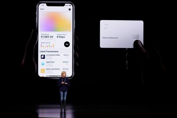 Carteras de piel y monedas representan un riesgo para la nueva Apple Card.