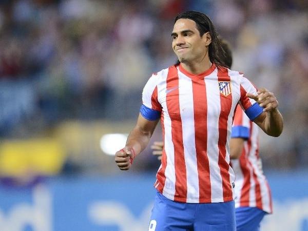 Atlético gana al Rayo con tanto de Falcao y se acerca a la cabeza - 1