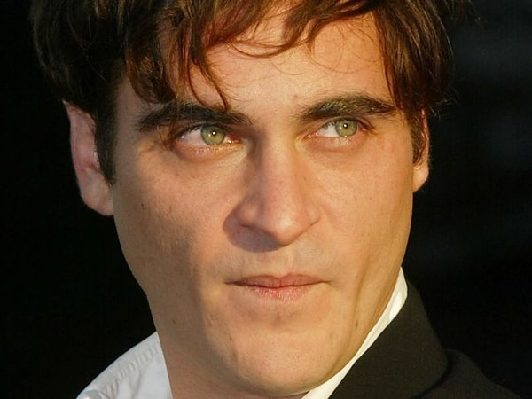 ** FILE ** Actor Joaquin Phoenix arrives at a movie premeire at the El Capitan Theater in the Hollywood section of Los Angeles, in this Sept. 20, 2004 file picture. Phoenix has checked himself into a rehabilitation facility to deal with alcohol abuse problems, his publicist said.