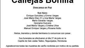 Emma Isabel Callejas Bonilla