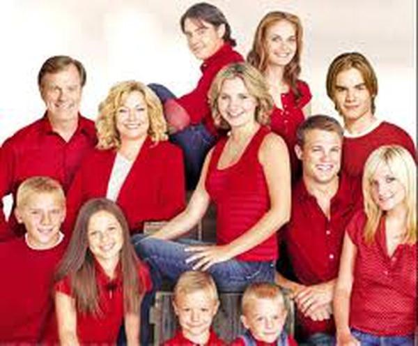 El séptimo cielo fue una serie de televisión estadounidense muy popular a mediados de los 90.