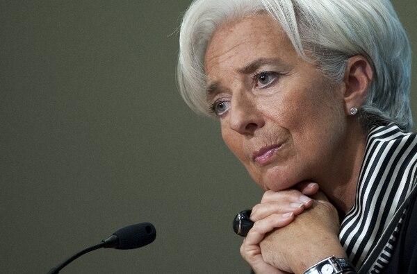 Lagarde declarará ante la comisión de instrucción de la Corte de Justicia de la República (CJR). | AFP.