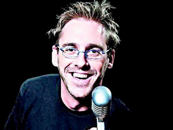 Luismi es un comediante internacional. Archivo.Humor.
