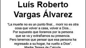 Luís Roberto Vargas Álvarez