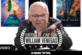 (Video) Crítica de Cine con William Venegas: 'El asesinato de la familia Borden', 'Papillon'
