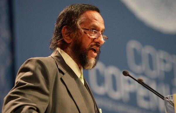 Rajendra Kumar Pachauri, presidente del Panel Intergubernamental sobre Cambio Climático (IPCC), solicitó echar mano de la ciencia para enfrentar el cambio climático.