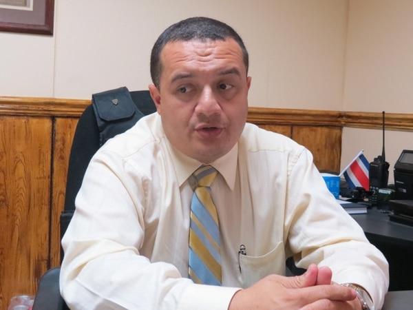 Gerald Campos tiene 23 años en el Poder Judicial. | CARLOS HERNÁNDEZ