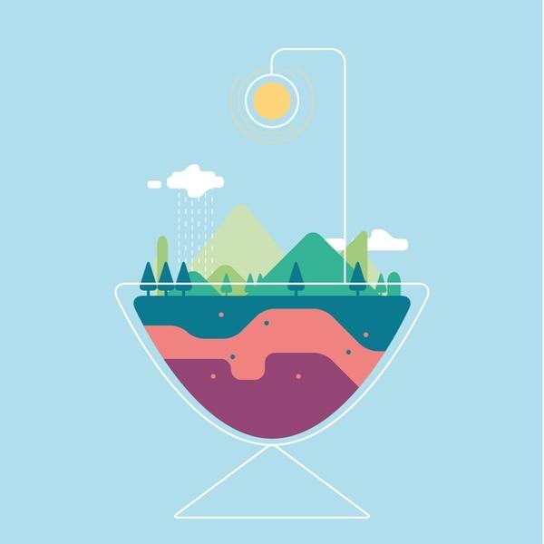 La idea que la Tierra es plana se empezó a popularizar en el 2014 gracias al escritor estadounidense Eric Dubay, quien difundió un artículo de 35 páginas con 200 pruebas de que nuestro planeta es tan plano como un cancha de fútbol. Dominick Proestakis