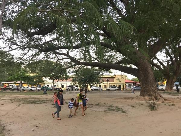 Según el IMN el déficit de lluvias en Liberia alcanzó el 58%, de acuerdo con la estación ubicada en el aeropuerto Daniel Oduber. Hoy a las 5 p. m. la ciudad blanca lucía seca.