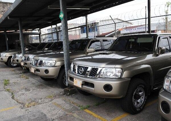 Archivo.La Asamblea Legislativa tiene 12 carros para uso de los diputados en giras por sectores rurales. Los partidos que más solicitan automóviles son Liberación Nacional, Movimiento Libertario y Unidad Social Cristiana.
