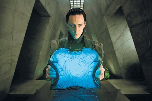 El actor Tom Hiddleston dio vida al dios Loki en la saga de 'Thor' y 'Avengers'. Foto: Archivo.