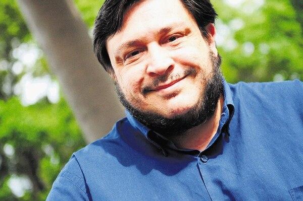 Hernán Casciari es el editor de la revista argentina
