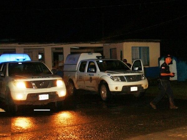 Los sospechosos fueron valorados por cruzrojistas antes de ser llevados a la Fiscalía. | REINER MONTERO