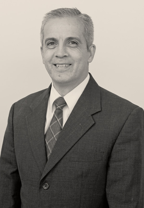 Jesús Orozco, jefe de la División Corporativa Finanzas del Grupo ICE.