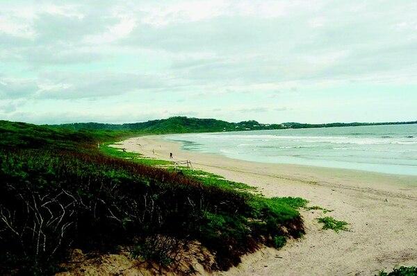 Los inmuebles expropiados están ubicados en Playa Grande de Santa Cruz, Guanacaste. | ARCHIVO