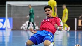 'Sele' de Futsal se aferra al Mundial con goleada a Lituania