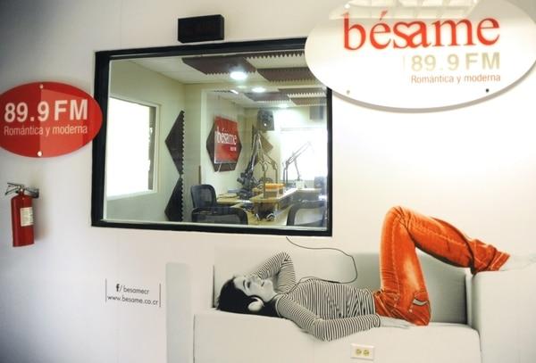 Radio Bésame, de Grupo Latino de Radiodifusión, denunció aparente usurpación de su frecuencia en San Carlos. | JORGE NAVARRO.