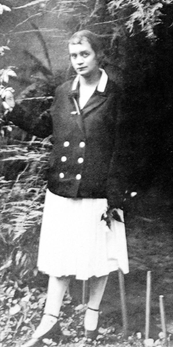 Carmen Lyra habría forjado una nueva sensibilidad tras visitar Francia en la posguerra.   FOTO: ARCHIVO