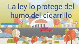Ministerio de Salud: hay 200.000 fumadores menos desde que entró ley antitabaco