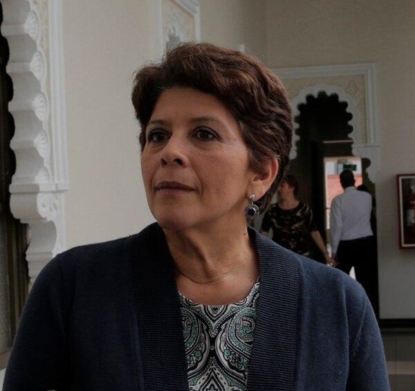 La contralora Marta Acosta dijo el jueves ante los diputados que era preocupante y absurdo que los estados financieros de entidades públicas no sean de acceso público. | ARCHIVO