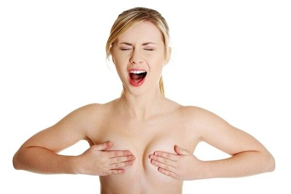dolor de senos mucho