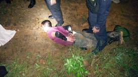 Detenido líder de  cazadores de animales  silvestres