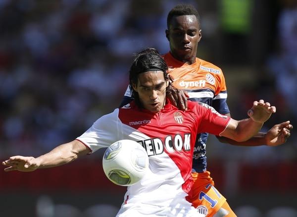 Radamel Falcao anotó de penal.