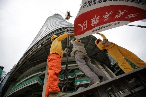 La economia china, la segunda del mundo, mostró señales de recuperación durante julio.