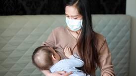 'Amamante a su bebé, aun si usted tiene covid-19': El mensaje en la Semana Mundial de la Lactancia