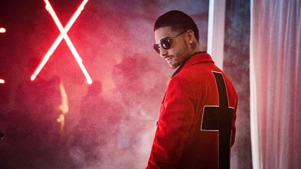 Maluma sorprende con video 'X' y tres nuevas canciones de Trap