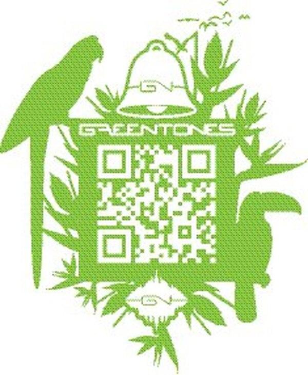 Con este código usted obtendrá la app en su celular. | GREENNOISE PARA LA NACIÓN.