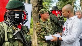 ELN libera a soldado en víspera de inicio de diálogos de paz en Colombia