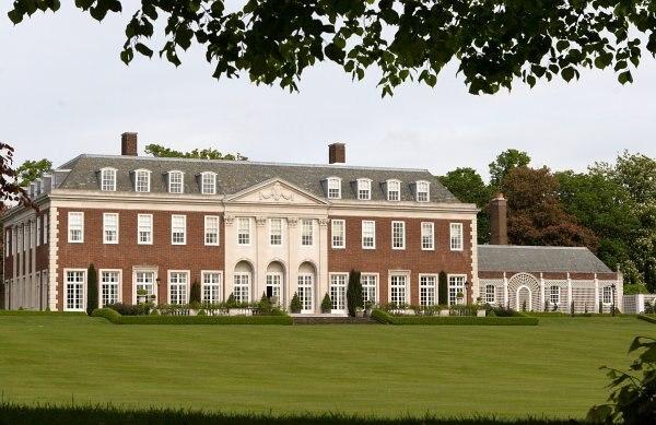 Winfield House, residencia del embajador de Estados Unidos en Londres.