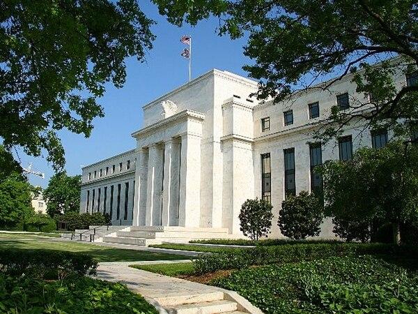 Vista del edificio de la Reserva Federal en Washington. | AFP.