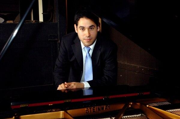 Regreso. Sergio Sandí, fue alumno del Instituto Superior de Artes y la Universidad Nacional; posteriormente, estudio en la Escuela de Música de Manhattan. Archivo