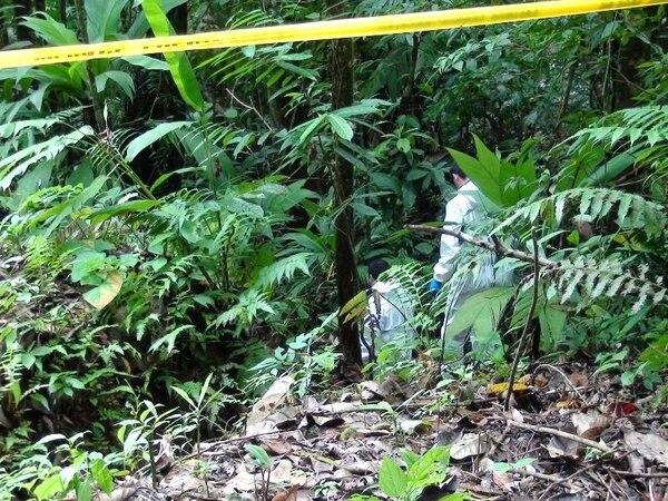 La versión de testigos, los indicios hallados en el sitio y lo que pueda revelar la inspección del carro, podría dar pistas a los investigadores sobre el caso.
