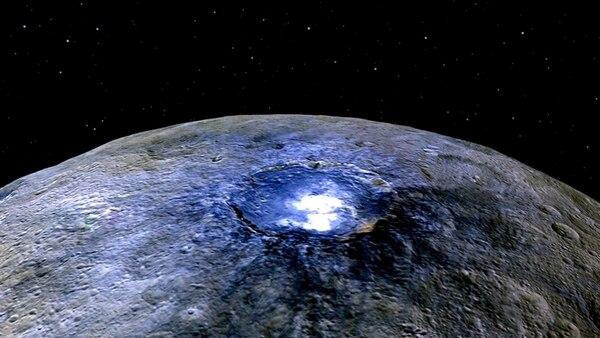 La misión Dawn fue la primera en estudiar un planeta enano:Ceres | NASA NASA/JPL-CALTECH