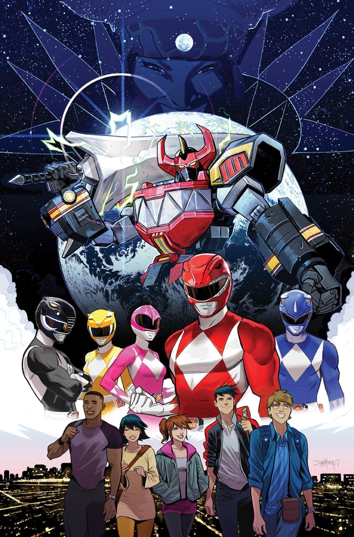 Ticos dan vida a Power Rangers - La Nación