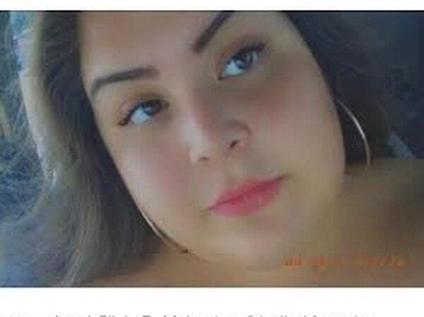 Silva Deyanira Meléndez Baldí tenía 24 años. Falleció el 28 de marzo, tras ocho días de hospitalización.