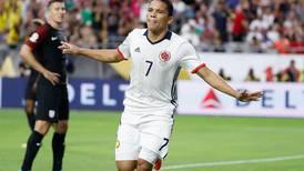 Colombia vence 1-0 a Estados Unidos y se deja el tercer lugar de la Copa América Centenario