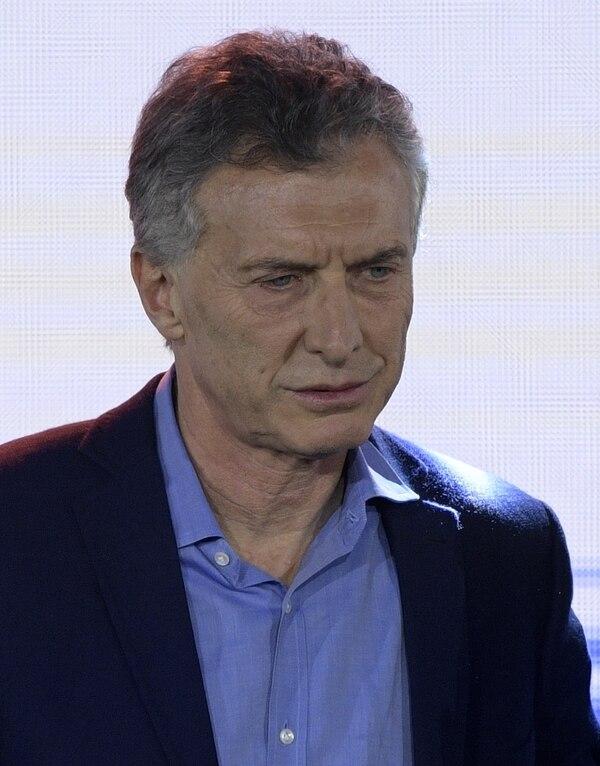 El presidente Mauricio Macri se dirigió este domingo 27 de octubre del 2019, en Buenos Aires, a sus partidarios, ante quienes reconoció su derrota.