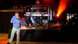 Los Cafres coronaron una fiesta de música nacional