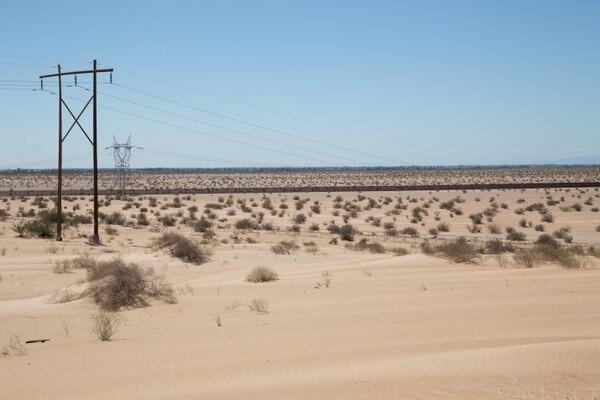 El Desierto de Arizona es catalogado como el lugar más peligroso de la frontera entre Estados Unidos y México.