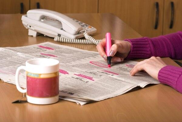 551.000 personas estaban desempleadas a junio pasado. Imagen ilustrativa. Fotografía: Shutterstock
