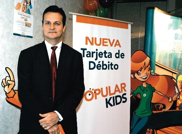 Nombran a Giovanni Garro como nuevo gerente del Banco Popular - 1